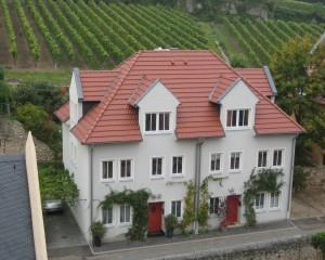 Mehrfamilienwohnhaus in historischer Umgebung, Oppenheim