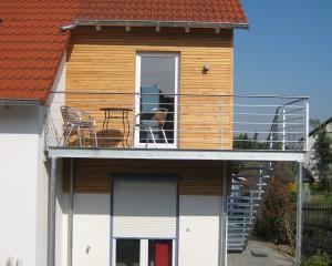 Erweiterung Einfamilienwohnhaus, Sörgenloch