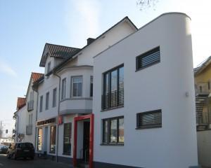 Sanierung und Erweiterung Marien-Apotheke, Bodenheim
