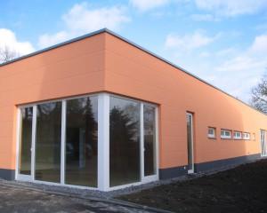 Sanierung und Erweiterung kath. Pfarrheim, Kruft